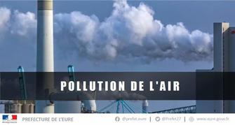 Alerte pollution de l'air pour le 26 août 2019