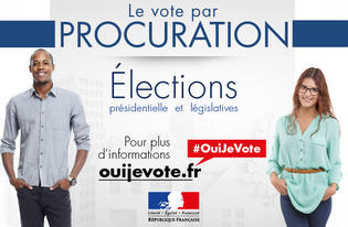 Elections 2017 : le vote par procuration