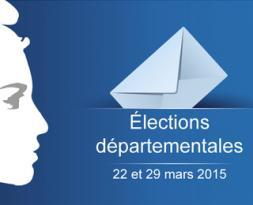 Elections départementales 2015 - 2nd tour