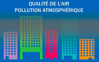 Pollution de l'air par les particules en suspension