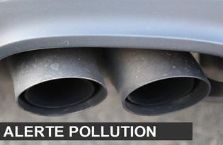 Pollution de l'air par les particules en suspensions