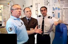 prévenir gendarmerie départ vacances