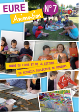 Eure Animation 7 couverture